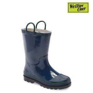 Western Chief Boys Waterproof Rain Boot